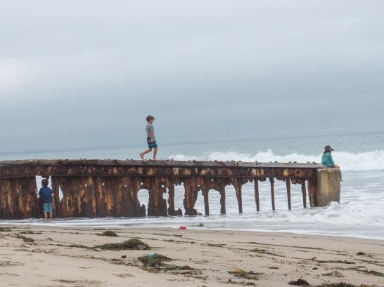 Malibu-Beach-Overcast-Kids