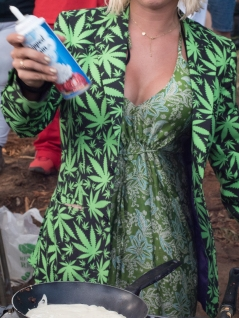 weed woman