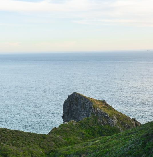 PointReyes-Rock&Ocean