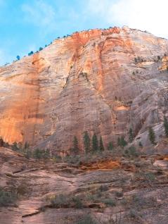 Utah-Zion-Rock&Sky